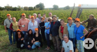 Weinlese Bages September 2015