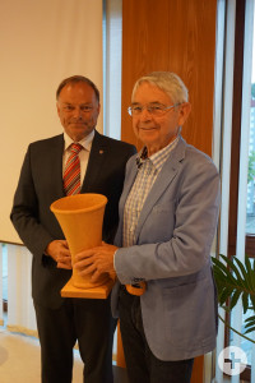 Verabschiedung von Herr Stadtrat Klaus-Ulrich Kunze