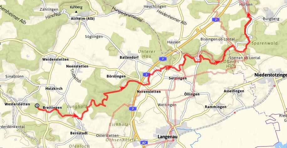 Lonetalweg