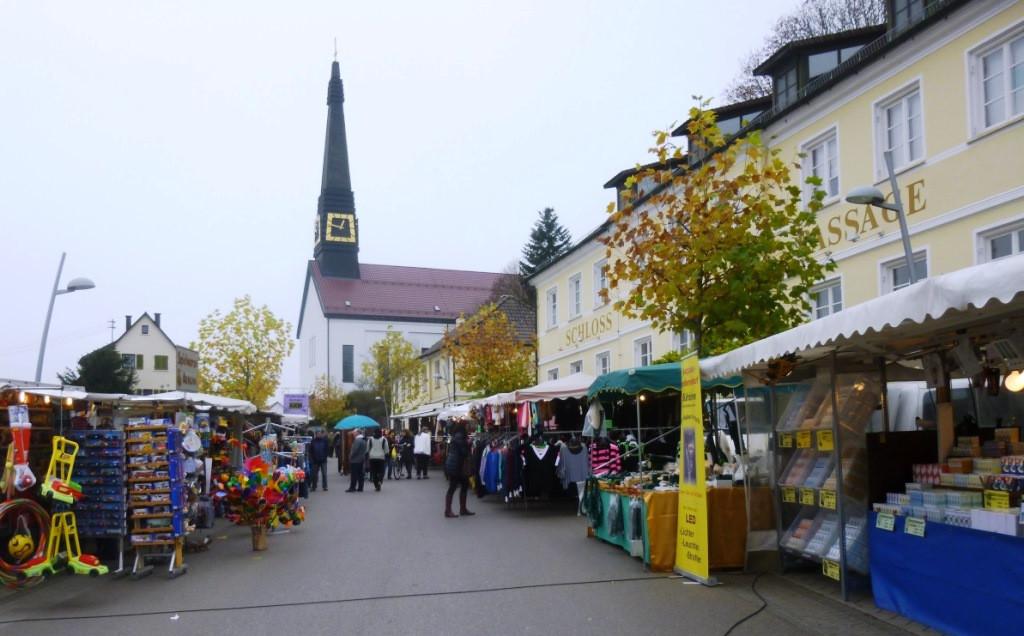Martini-Markt in Niederstotzingen