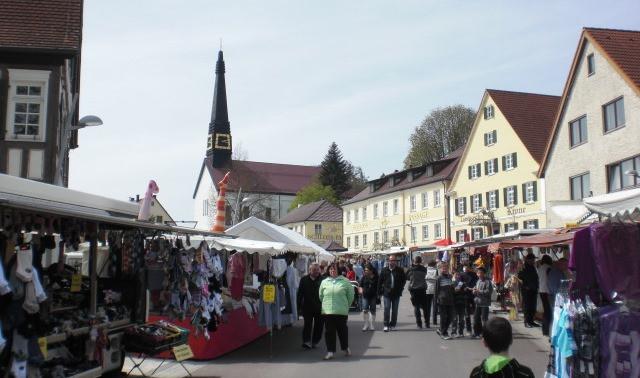 Georgi-Markt in Niederstotzingen