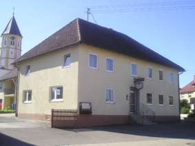 Außenansicht Gasthaus Hirsch (JPG)