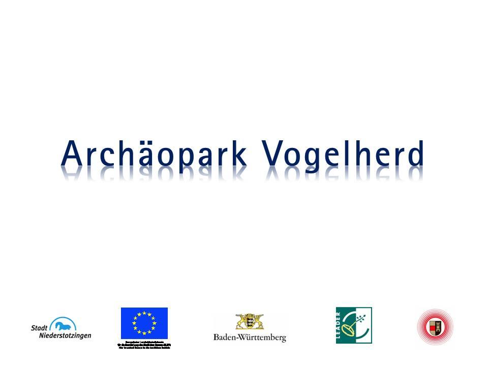 Archäopark Vogelherd Titel