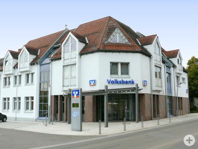 Bankgebäude Niederstotzingen