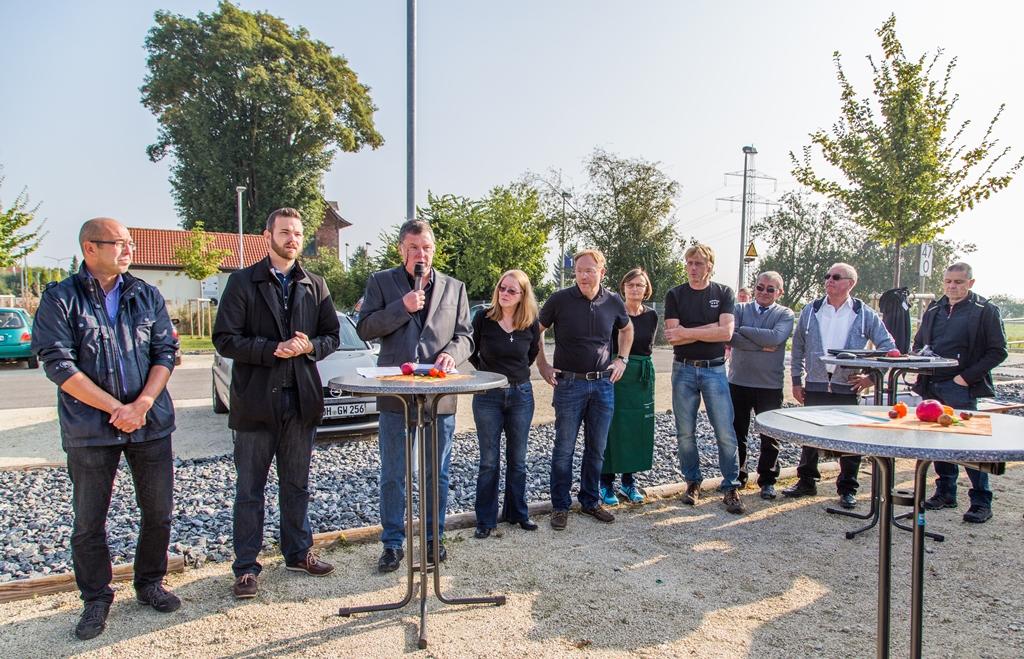 Eröffnung Wanderwege am 24.09.2016