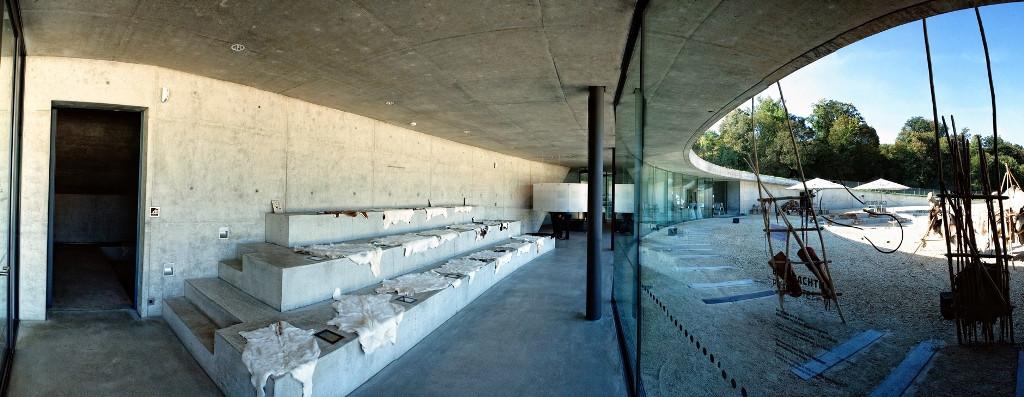 Auditorium - Archäopark Vogelherd