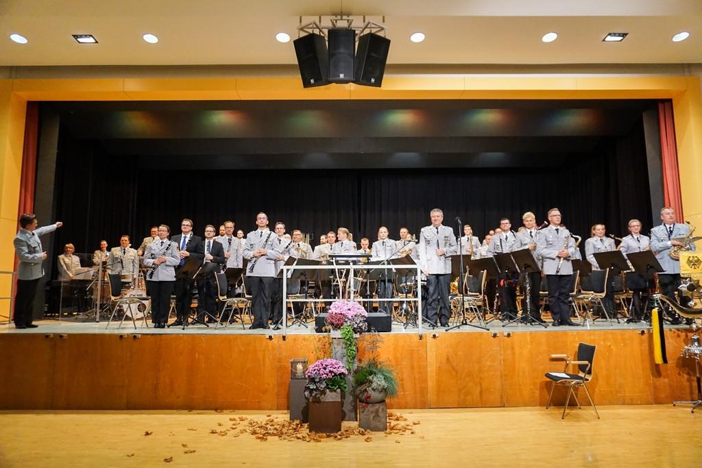 Benefizkonzert Heeresmusikkorps Ulm 2019