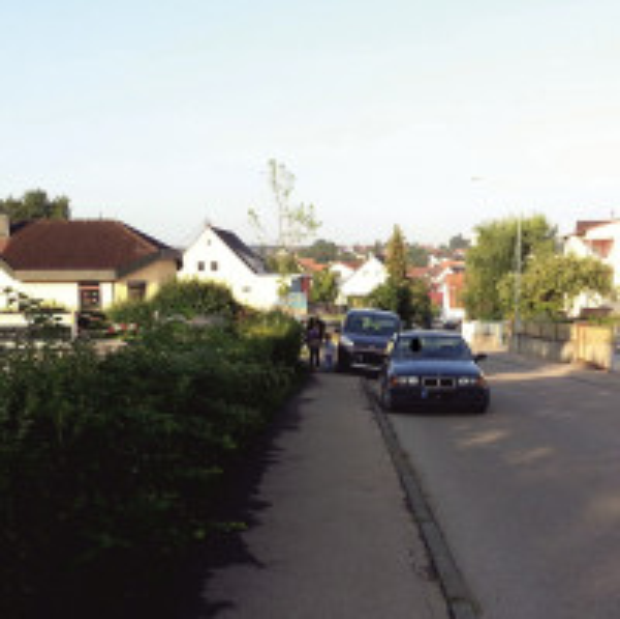 Verkehrswidriges Halten und Parken auf Schulwegen OA3o