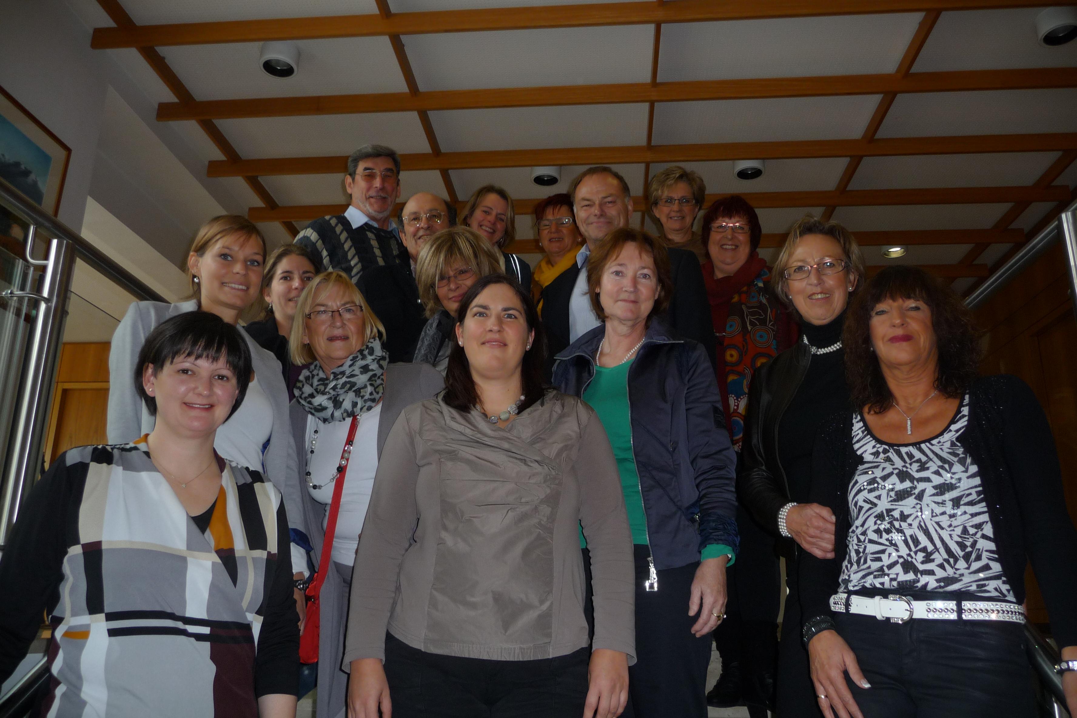 Arbeitskreis Städtepartnerschaft Niederstotzingen-Bages